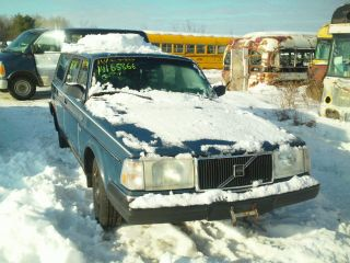Used 1990 Volvo 240 DL in Lyman, Maine