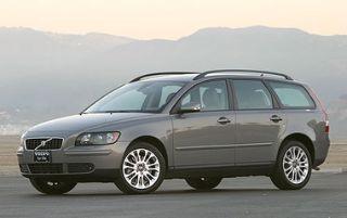 2005 Volvo V50 T5