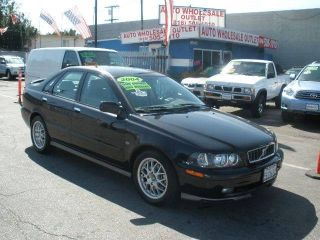 used 2004 volvo s40 lse in north hollywood, california
