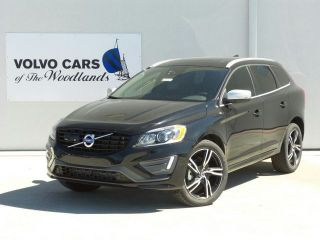 Volvo Of The Woodlands >> Used 2017 Volvo Xc60 T6 R Design In The Woodlands Texas