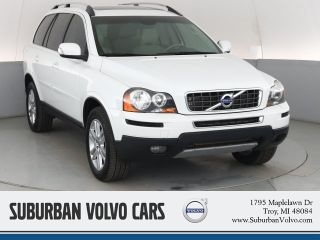 Used 2010 Volvo Xc90 In Troy Michigan