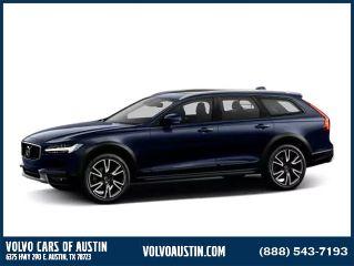2018 Volvo V90 T6