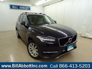Used 2016 Volvo XC90 T6 Momentum in Monticello, Illinois