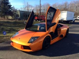 Used 2002 Lamborghini Murcielago In East Windsor New Jersey