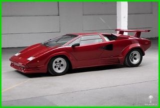 it typical but service find engine out lower a champlain at about now for pricing is the in bring mileage here on than countach qv side higher ebay lamborghini