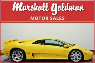 Used 2001 Lamborghini Diablo Vt In Cleveland Ohio