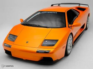 Used 2001 Lamborghini Diablo Vt In San Diego California