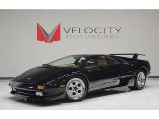 Used 1994 Lamborghini Diablo Vt In Nashville Tennessee