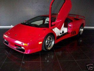 Used 1998 Lamborghini Diablo Sv In Dallas Texas
