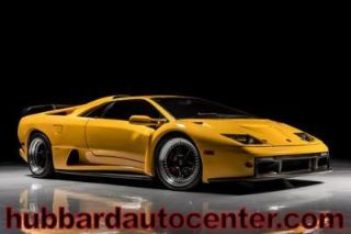 Used 1998 Lamborghini Diablo Sv In Scottsdale Arizona