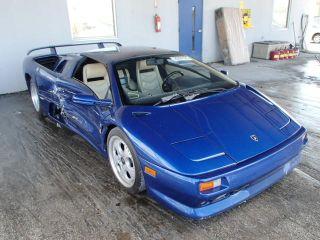 Used 1997 Lamborghini Diablo Vt In Miami Florida