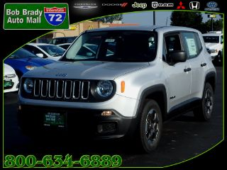 Used 2015 Jeep Renegade Sport in Decatur, Illinois