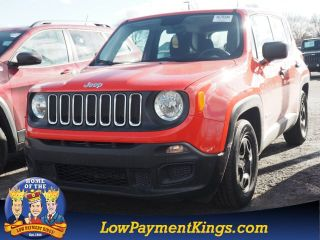 Jeep Renegade Sport 2015