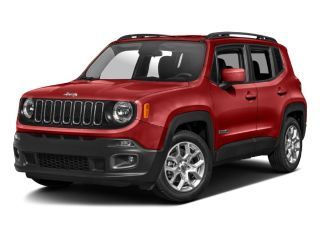 Used 2017 Jeep Renegade Latitude in Orlando, Florida