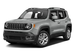 Used 2017 Jeep Renegade Latitude in Denver, Colorado