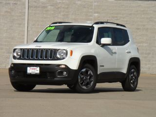 Used 2015 Jeep Renegade Latitude in Glen Carbon, Illinois