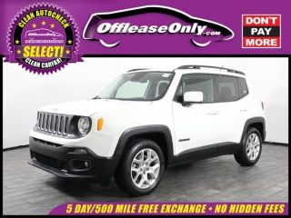 Jeep Renegade Latitude 2016