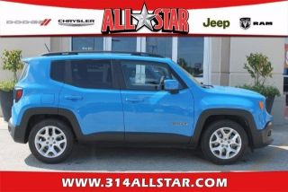 Used 2015 Jeep Renegade Latitude in Bridgeton, Missouri