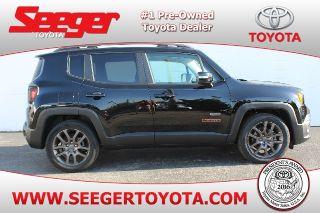 Jeep Renegade 75th Anniversary Edition 2016