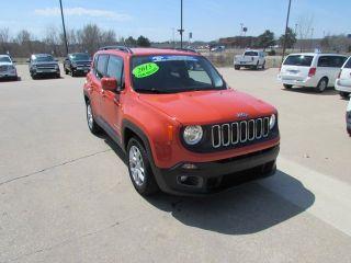 Used 2015 Jeep Renegade Latitude in Newton, Kansas