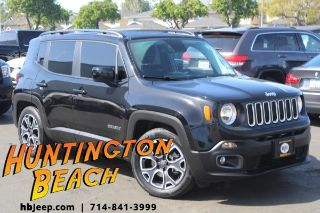 Used 2015 Jeep Renegade Latitude in Huntington Beach, California