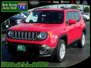Used 2015 Jeep Renegade Latitude in Decatur, Illinois