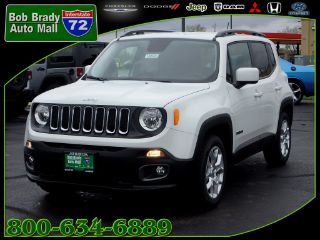 Used 2015 Jeep Renegade Latitude in Decatur, Illinois