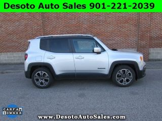 Used 2017 Jeep Renegade Limited in Olive Branch, Mississippi