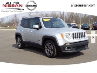 Used 2016 Jeep Renegade Limited in Clinton Township, Michigan