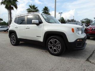 Used 2015 Jeep Renegade Limited in Daytona Beach, Florida