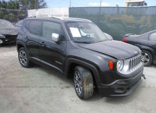 Used 2016 Jeep Renegade Limited in Orlando, Florida