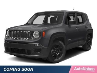 Used 2018 Jeep Renegade Sport in Golden, Colorado