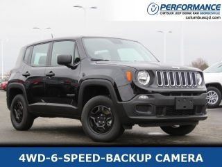 Used 2018 Jeep Renegade Sport in Columbus, Ohio