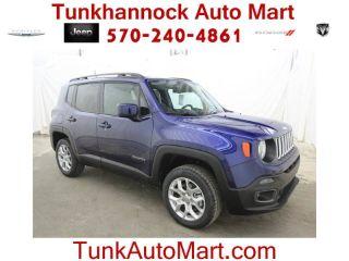 Used 2018 Jeep Renegade Latitude in Tunkhannock, Pennsylvania