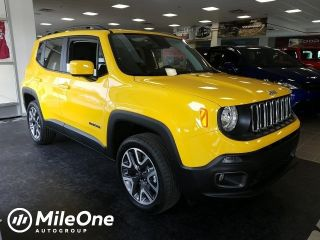 Used 2018 Jeep Renegade Latitude in Wilkes Barre, Pennsylvania
