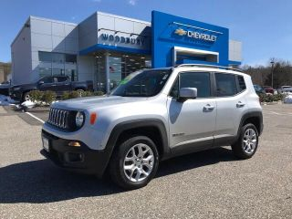 Jeep Renegade 2017
