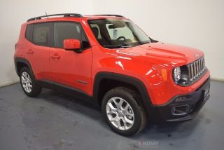 Jeep Renegade Latitude 2017