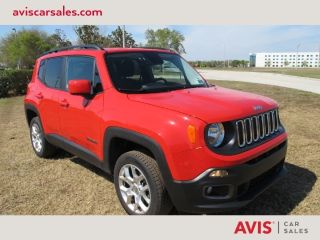 Used 2017 Jeep Renegade Latitude in Fort Lauderdale, Florida
