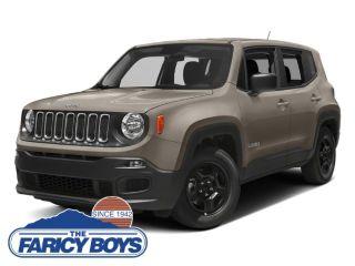 Used 2018 Jeep Renegade Latitude in Colorado Springs, Colorado