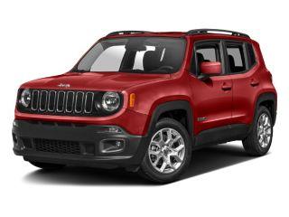 Used 2017 Jeep Renegade Latitude in Orlando, Florida