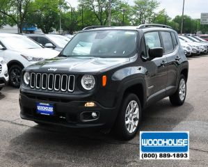 Used 2015 Jeep Renegade Latitude in Sioux City, Iowa