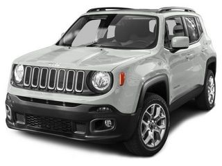 Used 2015 Jeep Renegade Latitude in Oakland, Maryland