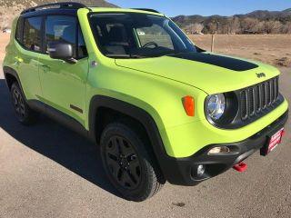 Used 2018 Jeep Renegade Trailhawk in Salida, Colorado