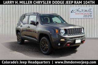 Jeep Renegade Trailhawk 2018