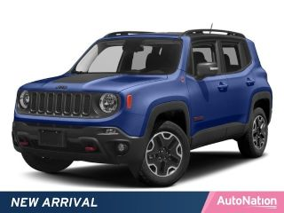 Used 2018 Jeep Renegade Trailhawk in Englewood, Colorado