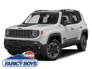 Used 2018 Jeep Renegade Trailhawk in Colorado Springs, Colorado