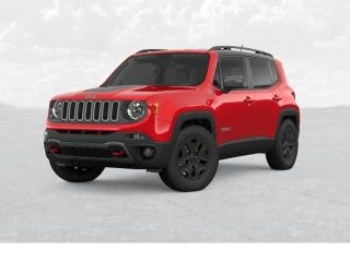 Used 2018 Jeep Renegade in Front Royal, Virginia
