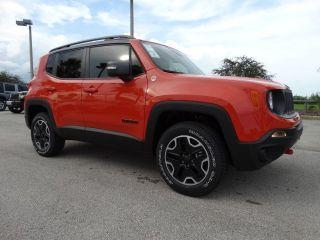 Used 2015 Jeep Renegade Trailhawk in Daytona Beach, Florida