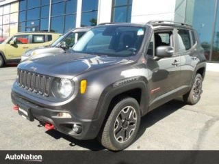 Used 2016 Jeep Renegade Trailhawk in Bellevue, Washington