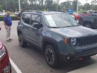 Jeep Renegade Trailhawk 2016